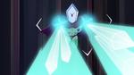S2E41 Rhombulus firing crystallizing beams