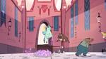 S1e1 unicorn leaps over jewels