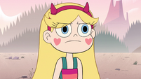 S2E15 Star Butterfly glaring angrily at her mother