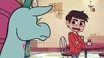 S2E24 Marco Diaz 'I didn't invite you!'