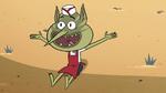 S2E13 Roy 'you earned the goblin dog!'