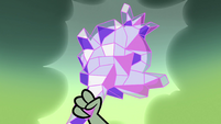 S1E3 The magic wand crystallizes