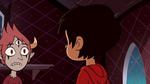 S2E19 Marco Diaz angrily confronting Tom