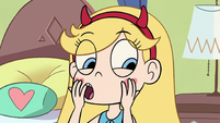 S2E11 Star Butterfly bashful 'nooooo'