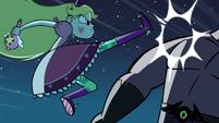 S1E10 Star kicks warthog monster