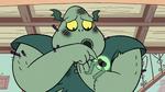 S2E11 Buff Frog booping Katrina