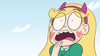 S2E14 Star Butterfly shocked to see Ludo