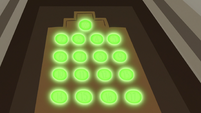 S2E25 All the elevator buttons light up
