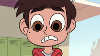 S1E11 Marco telling Glossaryk about Star's mewberty