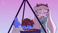 S2E1 Star Butterfly shaking her head