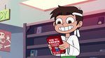 S2E4 Marco Diaz pleased by his prize