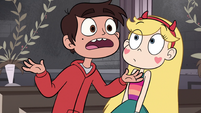 S1E12 Marco objecting to the wedding