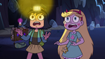 S2E27 Star Butterfly and Janna in shock