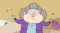 S2E9 Unnamed old lady 'sure!'