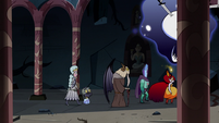 S2E41 High Commission goes to look for Glossaryck