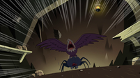 S2E20 Bald eagle and giant spider attack Buff Frog