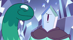S2E34 Rhombulus 'what are you looking at?'