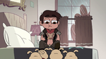 S2E31 Marco Diaz looks down at laser puppies