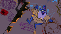 S2E27 Glossaryck mentions the All-Seeing Eye spell