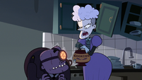 S2E18 Miss Heinous 'it's not for food, you fool'