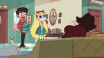 S1E9 Marco and Star watching