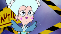 S2E25 Queen Butterfly getting teary-eyed