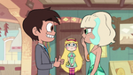 S2E27 Marco Diaz being a dork and Jackie giggling