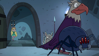 S3E7 Star Butterfly is locked up in the dungeon