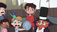 S2E29 Some party guests have watery eyes