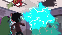 S2E18 Rasticore gets zapped by the Quest Buy gift card