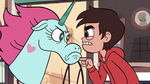 S2E24 Marco Diaz angrily confronts Pony Head