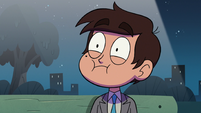 S2E27 Marco Diaz about to gag