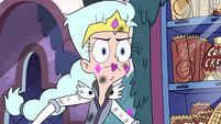 S3E1 Queen Moon yells at her daughter to stop