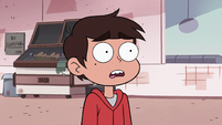 S2E9 Marco Diaz in speechless surprise