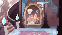 Star Comes to Earth background - Mewni royal palace 1