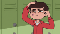 S1E17 Marco straightens his hair