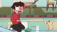 S2E6 Marco with one glowing red eye