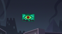 S2E18 Quest Buy gift card floating in the air