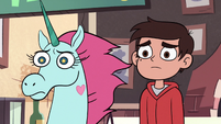 S2E24 Marco and Pony Head listen to little boy