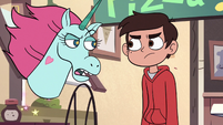 S2E24 Pony Head offended by Marco's accusations