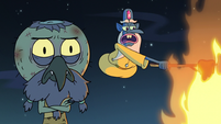 S3E3 Glossaryck 'why don't you ask the book?'