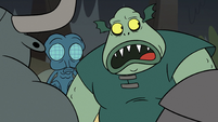S2E12 Buff Frog tells monsters the plan
