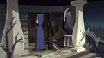 S2E40 Queen Moon enters Lord Brudo's house