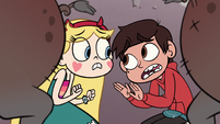 S1E9 Marco tells Star to calm down