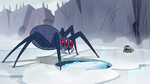 S2E2 Giant spider makes a hole in the ice