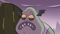 S1e24 buff frong is angry