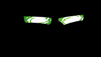 S2E35 Screen goes black around Ludo-Toffee's eyes
