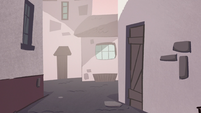 Diaz Family Vacation background - Mewni alleyway