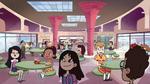 S1E5 Echo Creek Academy cafeteria