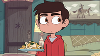 S2E41 Marco Diaz looking toward Sabrina